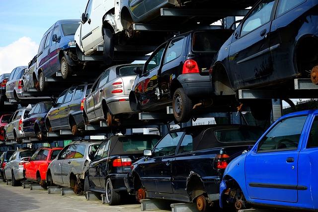 מכירת רכב לפירוק